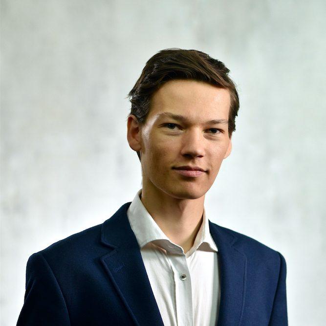 Nico Wolf Profilbild - Geschäftsführender Gesellschafter Alva Studios