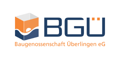 Baugenossenschaft Überlingen BGÜ Logo